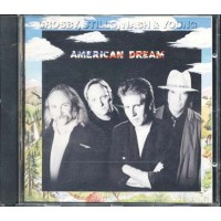 Crosby, Stills, Nash & Young - American Dream Cd