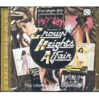 Crown Heights Affair - Strinking Gold The Best Of Cd