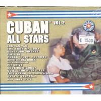 Cuban All Stars Vol. 2 Cd