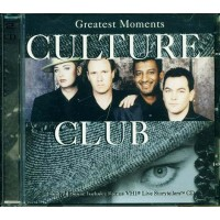 Culture Club - Greatest Moments Vh1 Storytellers 2x Cd
