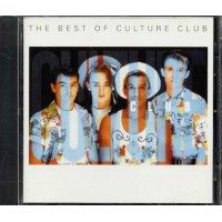 Culture Club/Boy George - The Best Of Cd