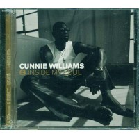 Cunnie Williams - Inside My Soul Cd