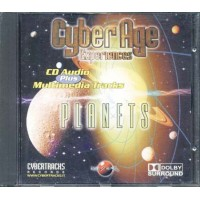 Cyber Age Experiences - Planets Cd