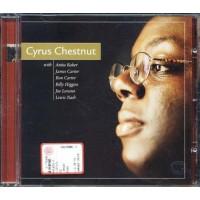 Cyrus Chestnut - S/T (Anita Baker/James Carter) Cd