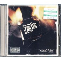 D12/Eminem - Devils Night Cover In Rilievo Cd
