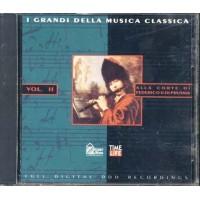 Musiche Dalle Corti Reali Europee 3X Cd