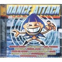 Dance Attack 1998 - Mousse T/2 Eivissa/State Of Mind/Jason Nevins/Tamperer 2x Cd