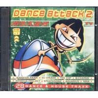 Dance Attack 2000 - Cunnie Williams/Lisa Frazier/Bob Marley/Eiffel 65/Sash Cd