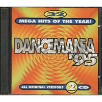 Dancemania '95 - Whigfield/20 Fingers/Datura/Usura/Molella 2x Cd