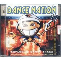 Dance Nation 1999 - Eiffel 65/Soundlovers/Atb/Cunnie Williams 2x Cd