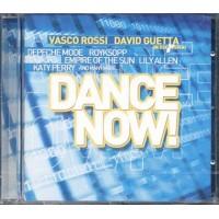 Dance Now - Vasco Rossi/Guetta/Depeche Mode Cd