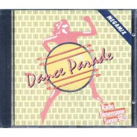 Dance Parade Megamix - Artful Heads/Amii Stewart/Mike Francis Cd