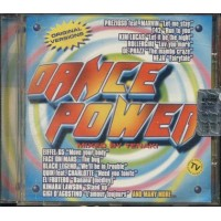 Dance Power - Kim Lucas/Prezioso Feat Marvin/Eiffel 65/Gigi D'Agostino Cd