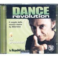 Dance Revolution - Felix Da Housecat/Gigi D'Agostino/Oakenfold Cd