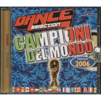 Campioni Del Mondo Dance Selection - Sinclair/Crazy Froh Cd