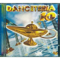 Danceteria Vol. 10 - Alex Party/Zoonka/Dj Herbie/Usura/Datura Cd