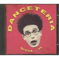 Danceteria Vol. 6 - Cappella/Baffa/Technotronic/Ice Mc/2 Unlimited Cd