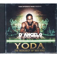 D' Angelo - Yoda The Monarch Of Neo-Soul Cd