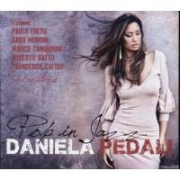 Daniela Pedali - Pop In Jazz (Paolo Fresu/Roberto Gatto) Digipack Cd