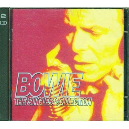 David Bowie - The Singles Collection Prima Stampa Siae Rosa 2x Cd