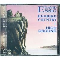 David Essig - Redbird Country & High Ground Appaloosa Cd