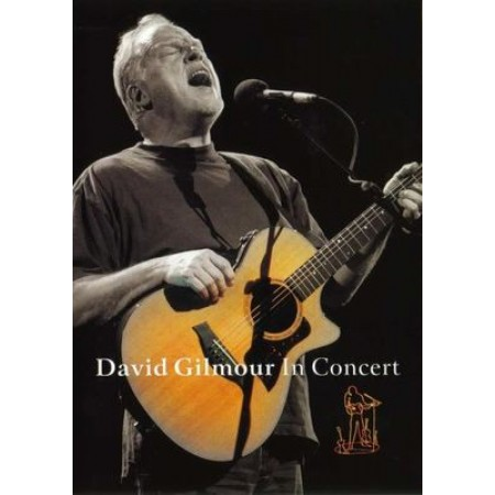 David Gilmour In Concert (Pink Floyd/Roger Waters) Dvd