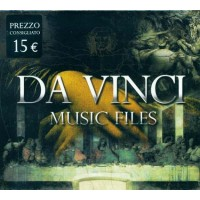 Da Vinci Music Files - Sibelius/Mozart 2x Cd
