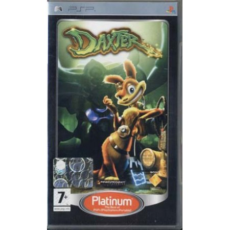 Daxter In Psp