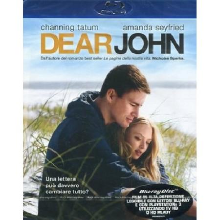 Dear John - Channing Tatum/Amanda Seyfried Blu Ray