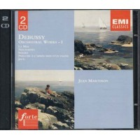 Debussy - Orchestral Works I (Jean Martinon) 2x Cd