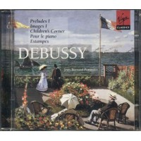 Debussy - Preludes I/Images/Children'S Corner/Pour Le Piano 2x Cd
