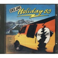 Deejay Holiday 89 - Jovanotti/Steve Rogers Band/Europe/Then Jerico Cd