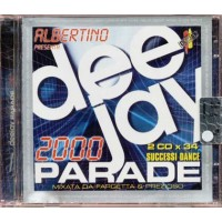 Deejay Parade 2000 - Alice/Faithless/Simone Jay/Topazz 2x Cd