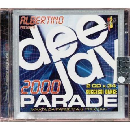 Deejay Parade 2000 - Alice/Faithless/Simone Jay/Topazz 2x Cd