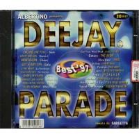 Deejay Parade Best '97 - Sash/Gala/La Fuertezza/Paradisio Cd