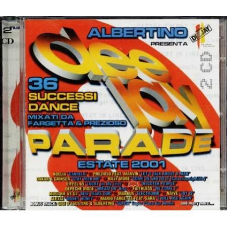 Deejay Parade Estate 2001 - Musique Vs Us/Depeche Mode/Eiffel 65 2x Cd