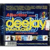 Deejay Parade 2 1998 - Miss Kittin/Shamen/Gigi D'Agostino Cd
