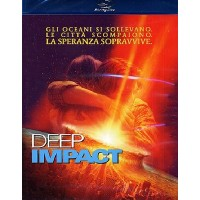 Deep Impact  Robert Duvall/Elijah Wood/Morgan Freeman Blu Ray