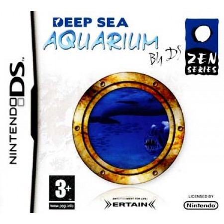Deep Sea Aquarium By Ds (Zen Series) Nintendo Ds2x Dvd