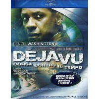 Deja Vu - Denzel Washington/Jim Caviezel Blu Ray