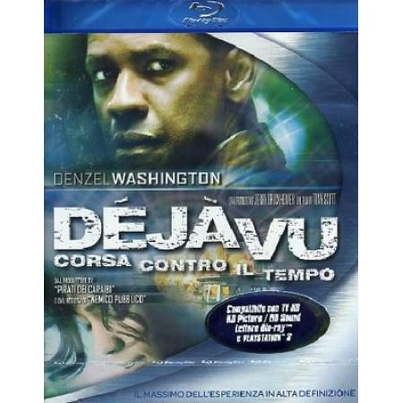 Deja Vu - Denzel Washington/Jim Caviezel Blu Ray