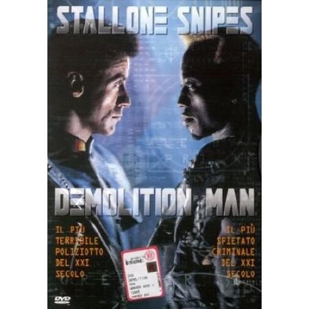 Demolition Man - Stallone/Snipes Snapper Dvd