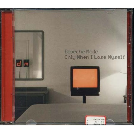 Depeche Mode - Only When I Lose Myself Cd