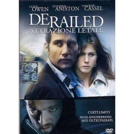 Derailed/Attrazione Letale - Vincent Cassel/Aniston Dvd