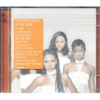 Destiny'S Child/Beyonce - The Writing'S On The Wall Bonus Disc 2x Cd