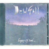 Dewfall - Legacy Of Soul Cd