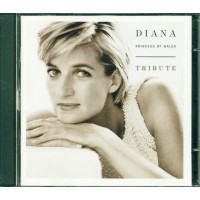 Diana Princess Of Wales Tribute - Queen/Michael Jackson/U2/Rem 2x Cd