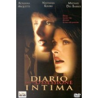 Diario Di Un' Ossessione Intima - Rosanna Arquette/Kinski Super Jewel Box Dvd