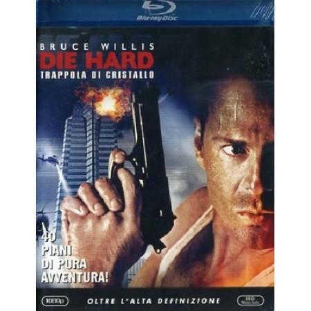 Die Hard 1 Trappola Di Cristallo - Bruce Willis Blu Ray