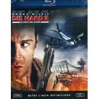 Die Hard 2 58 Minuti Per Morire - Bruce Willis Blu Ray